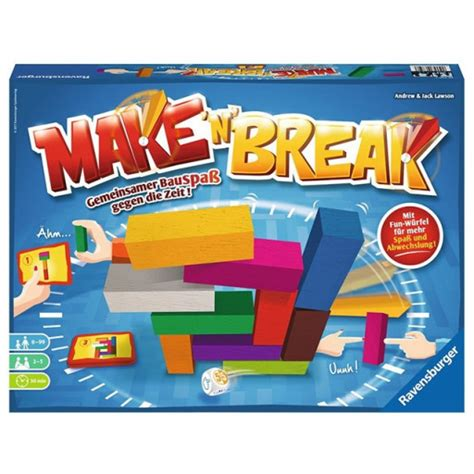 libro making and breaking the libro make n break 17 spiel
