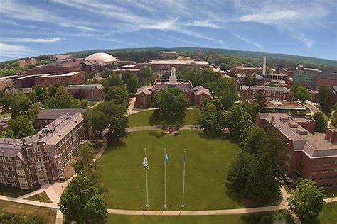 Uconn Mba Tuition by Uconn The View From Above Uconn Today