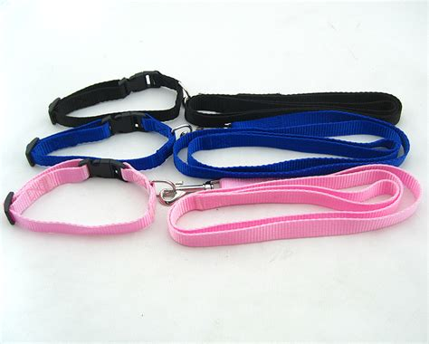 collars and leashes crestal flower collar leash set