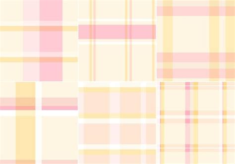 pastel pattern illustrator plaid pastel vector patterns download free vector art