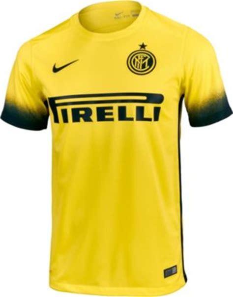 Inter Milan 3rd Jersey 2015 16 inter milan jersey nike internazionale milan 3rd