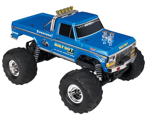 Rc Traxxas Jam Trucks Jam 1 24 Scale