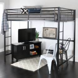 loft bed with loft beds walmart