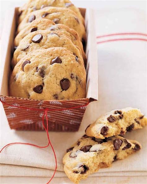 martha stewart cookies cakey chocolate chip cookies recipe martha stewart