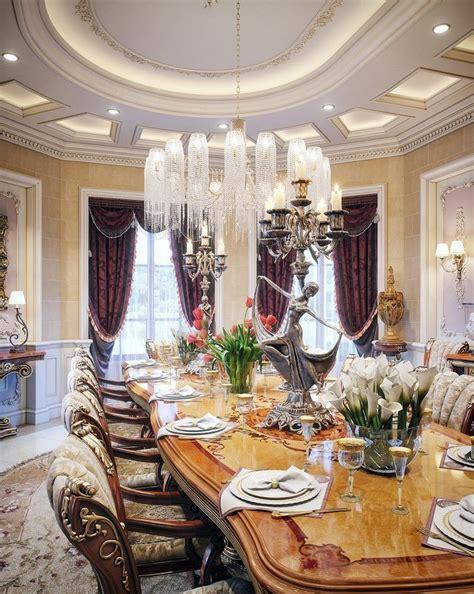 Arabian Dining Room Decor 21 Luxurious Dining Room Design Inspiration