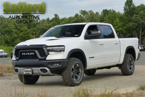 2019 Dodge 1500 Rebel by New 2019 Ram All New 1500 Rebel Crew Cab In Springfield