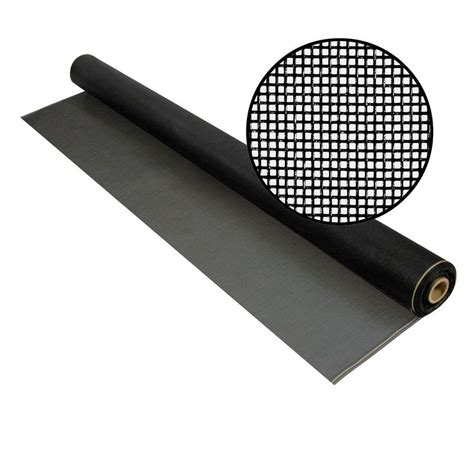phifer 36 in x 25 ft charcoal solar screen 3021116
