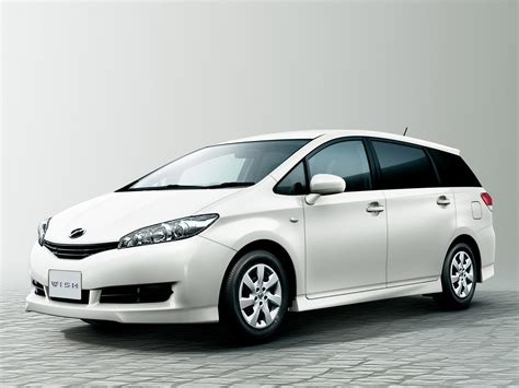 where is toyota from toyota wish 2009