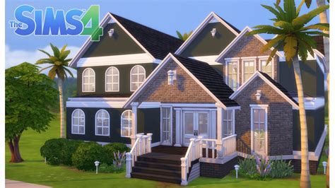 cc for home sims 4 family house