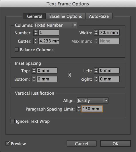 Indesign Justification Letter Spacing Applying Paragraph Spacing In Adobe Indesign Indesignsecrets