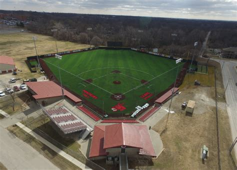 Of Central Missouri Mba Sports by Syntthetic Baseball Field