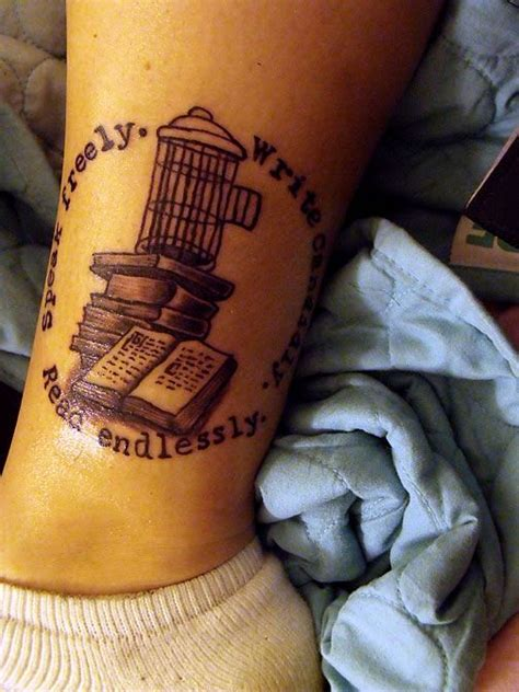 kurt vonnegut tattoo 87 best images about librarian ink on best
