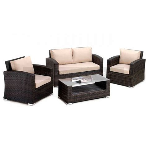 rattan sofa set maze rattan furniture maze rattan kingston sofa set