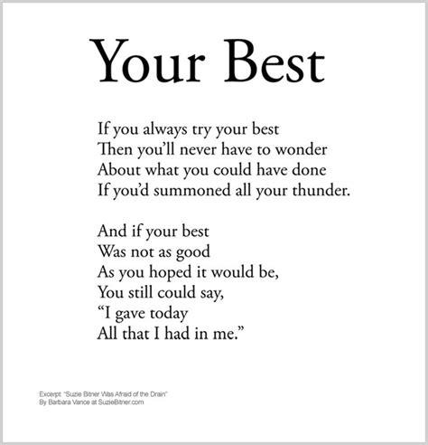 best poems motivational children s poem great for assembly