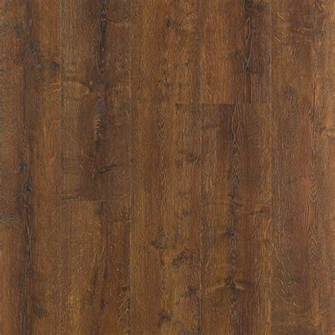 Types Of Laminate Flooring Cinnabar Oak Laminate Floor Brown Oak Wood Finish 8mm Single Plank Laminate