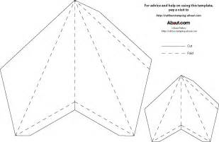 3d Paper Template by 3d Paper Ornament And Template