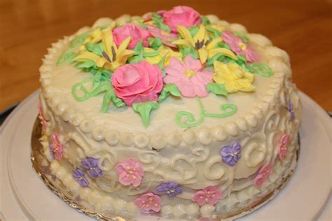 wilton cake decorating works   wednesday