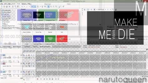 typography tutorial sony vegas sony vegas tutorial 6 typography youtube