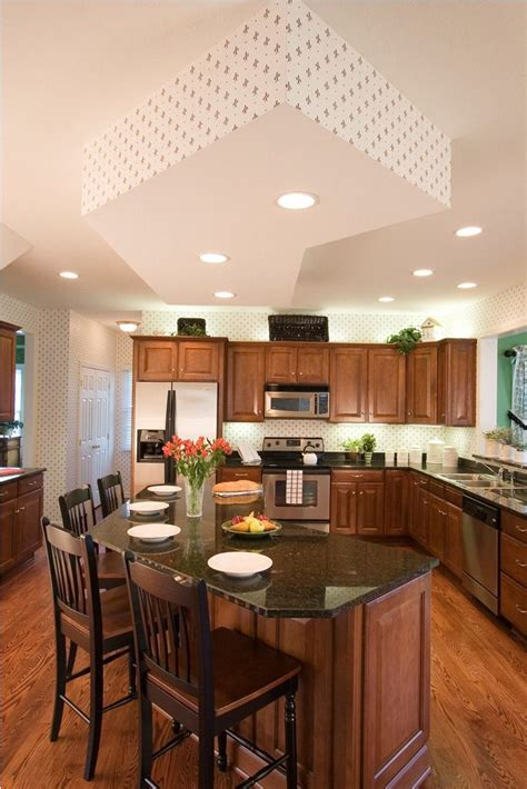 eat in kitchen island designs large eat in kitchen stanford home design