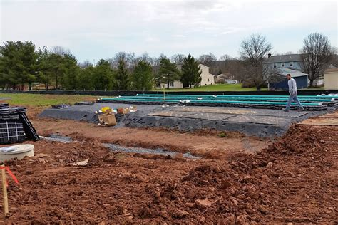 sand filter septic system needs replacement durham nc