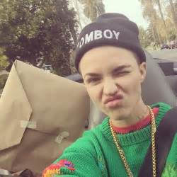 Australian model ruby rose joins orange is the new black page 2