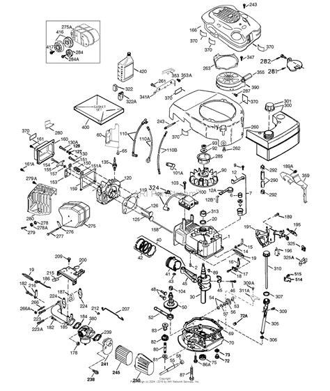tecumseh parts diagram tecumseh ovrm120 22032e parts diagram for engine parts list 1