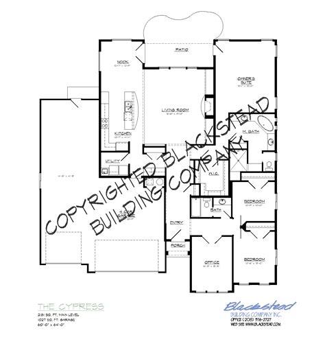 cypress floor plan cypress floor plan blackstead building co