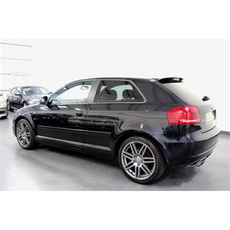 Audi A3 2 0 Tdi Black Edition Manual Diesel 2009