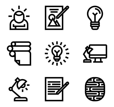 Think Think Design by 25 Think Icon Packs Vector Icon Packs Svg Psd Png