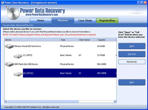 power data recovery download power data recovery download