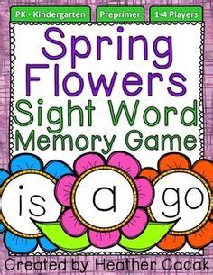 1000 images about kindergarten memory 1000 images about preschool reading on sight words memory and primer