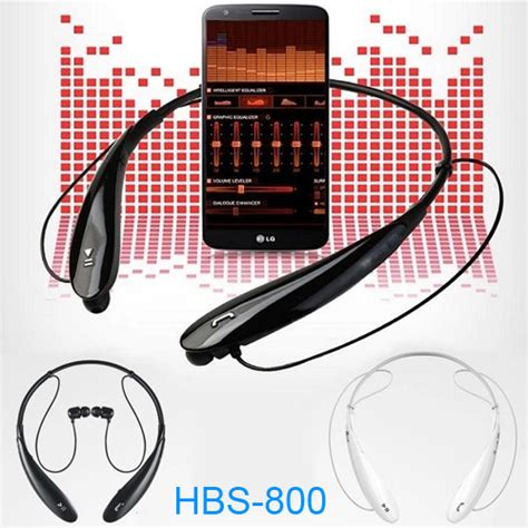 Headset Bluetooth Lg Hbs 800 universal hbs 800 bluetooth stereo headset for lg tone hbs 800 wireless bluetooth 4 0 stereo