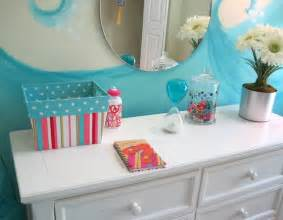 Girls Beach Themed Bedroom Beach Theme Baby Girls Room Pictures To Pin On Pinterest