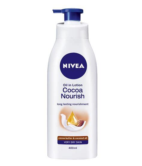 Nivea Lotion Intensive Moisture 400 Ml 400 Ml 1 nivea cocoa nourish lotion 400 ml buy nivea cocoa