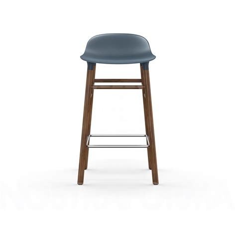 Tabouret Assise 65 Cm by Normann Copenhagen Form Tabouret De Bar Structure En