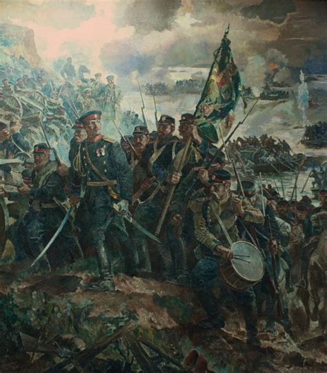 The Beginning Of The Russo Turkish War Of 1877 78 The Ottoman Warfare