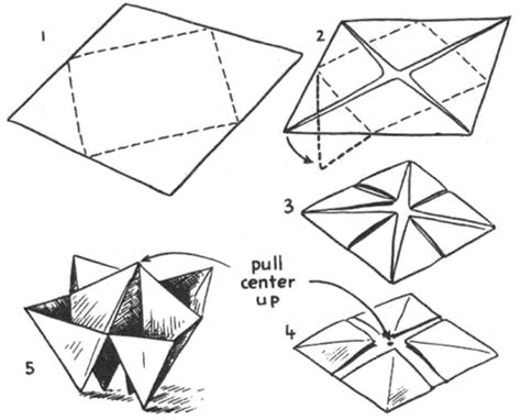 How To Fold Paper - ikuzo origami