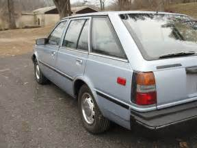 Nissan Sentra Station Wagon Hemmings Find Of The Day 1985 Nissan Sentra Statio