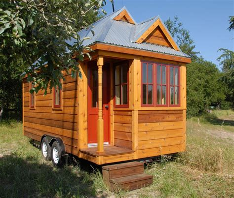Jay Shafer S Fencl Is Ready For New York Shafer Tiny Houses