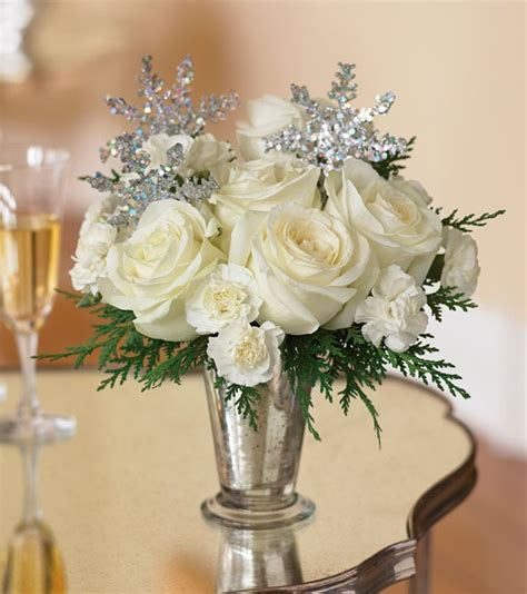 new year white flower 14 best images about new year s centerpieces on