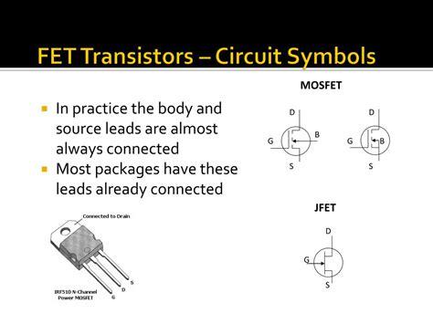 transistor ppt fet transistor tutorial ppt 28 images fet field effect transistor ppt carbon nanotube