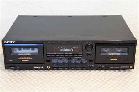 deck sony sony es cassette decks for sale classifieds