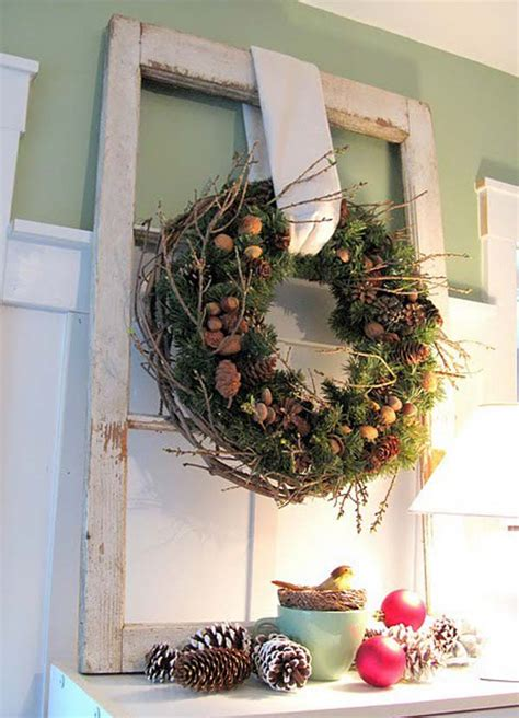 stunning outdoor christmas displays interior design 29 stunning rustic christmas decorations and wreaths