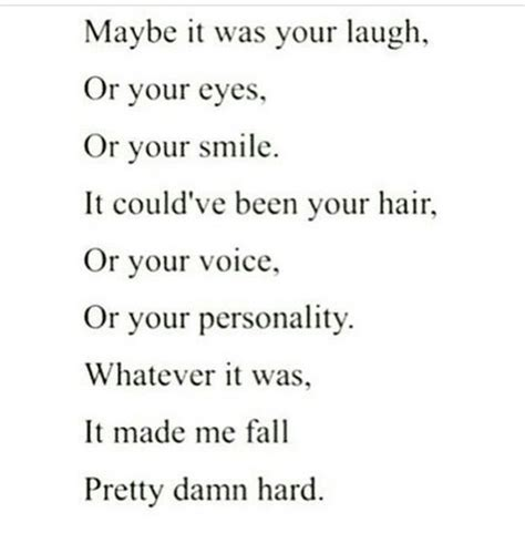 Quotes For Him Falling For Him Quotes Quotesgram