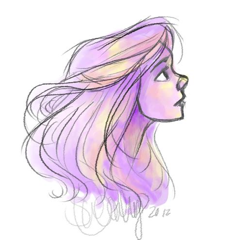purpley derp by sawebee on deviantart