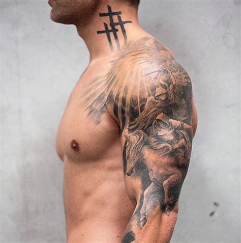 cross tattoos for men on ribs collection of 25 cross on side for