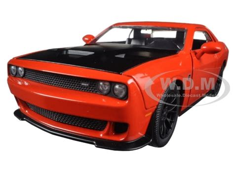dodge model cars hellcat challenger 1 18 diecast autos post