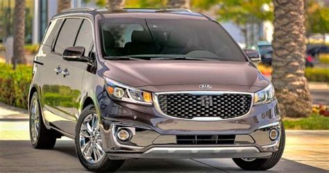 All New Kia Carnival All New Kia Carnival 2015 Firts Look