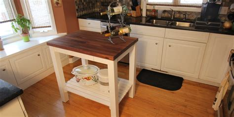 black walnut kitchen island mcclure block butcher block and home mcclure block butcher block and hardwood kitchen
