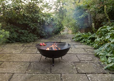 Backyard Grill Bowl Buy Brazier Bowl With Barbecue Grill